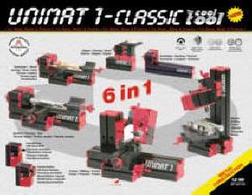 Unimat 1 Classic image